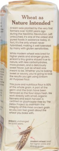 Jovial Einkorn Flour Perspective: left