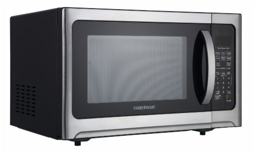 Farberware Professional Microwave Oven Perspective: left