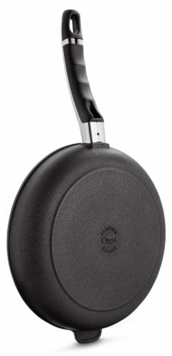"""Ozeri Professional Series 10"""" Hand Cast Ceramic Earth Fry Pan, 100% Made in DE Perspective: left"""