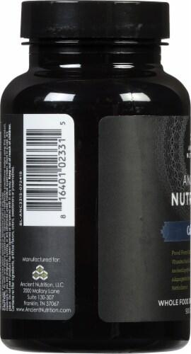 Ancient Nutrition Calcium Vitamin Capsules Perspective: left