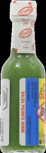 El Yucateco Green Habanero Sauce Perspective: left