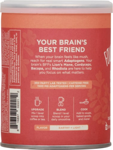 Four Sigmatic Think Focus Blend Mix Perspective: left