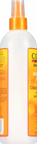 Cantu Shea Butter for Natural Hair Comeback Curl Perspective: left