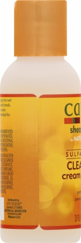 Cantu Sulfate-Free Cleansing Cream Shampoo Perspective: left