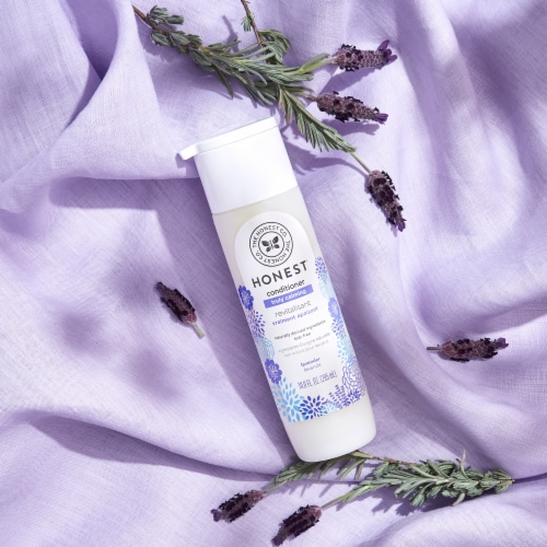 The Honest Co. Ultra Calming Dreamy Lavender Honest Conditioner Perspective: left