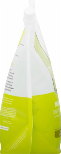 Method Lime & Sea Salt Dish Soap Refill Perspective: left