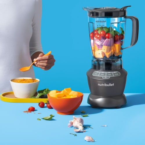 Magic Bullet Nutribullet Blender Perspective: left