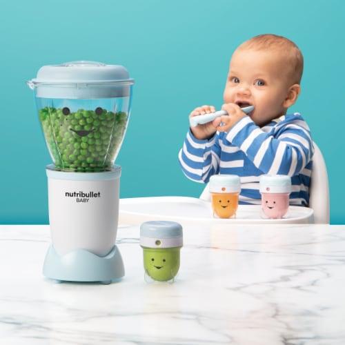 NutriBullet Baby Food Prep System Perspective: left