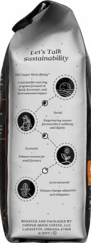 Copper Moon Stargazer Premium Blend Medium Roast Ground Coffee Perspective: left