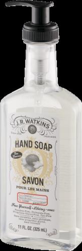 J.R. Watkins Savon Coconut Liquid Hand Soap Perspective: left