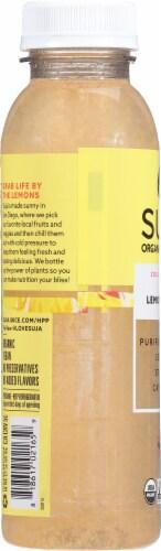 Suja Organic Lemon Love Cold-Pressed Fruit Juice Drink Perspective: left