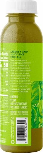 Suja Organic Celery Juice Drink Perspective: left