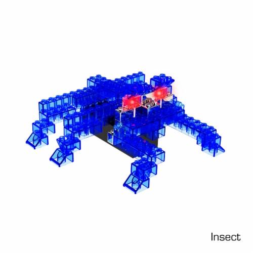 E-Blox LED Building Blocks Perspective: left