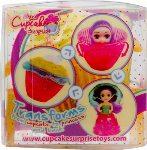 Mini Cupcake Surprise Mini Doll Perspective: left