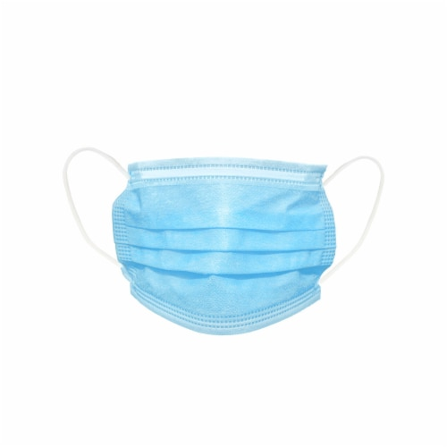 KITSCH Layered Disposable Face Mask Perspective: left