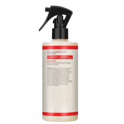 Carol's Daughter Hair Milk Nourishing & Conditioning Refresher Spray Perspective: left