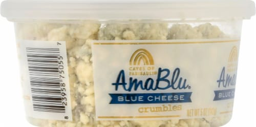 Amablu Blue Cheese Crumbles Perspective: left