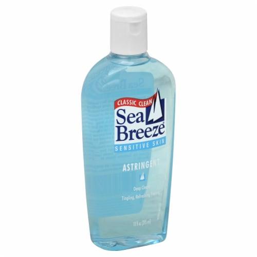 Sea Breeze Sensitive Skin Fresh-Clean Astringent Perspective: left