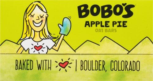 Bobo's® Apple Pie Oat Bars Perspective: left