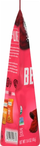 Rhythm Superfoods Naked Beets Chips Perspective: left