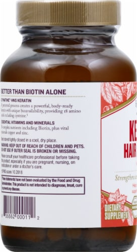 Reserveage Nutrition™ Keratin Hair & Nails Capsules Perspective: left