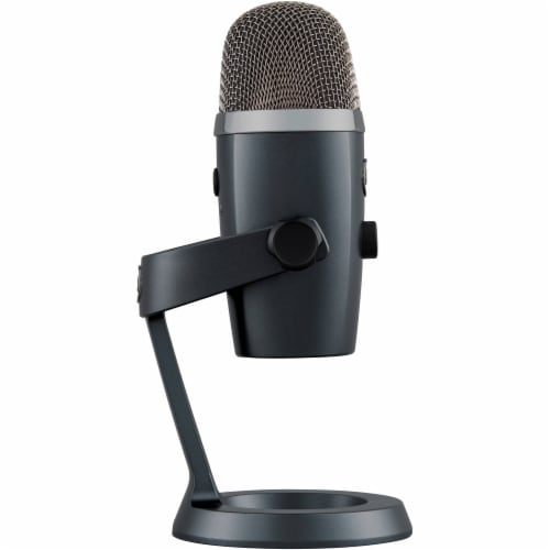Blue Yeti Microphone Perspective: left