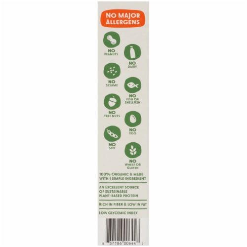 Tolerant Food Organic Green Lentil Pasta Simply Legumes™ Gluten Free Elbow Macaroni Perspective: left