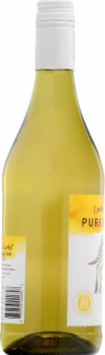 Yellow Tail Pure Bright Chardonnay Perspective: left
