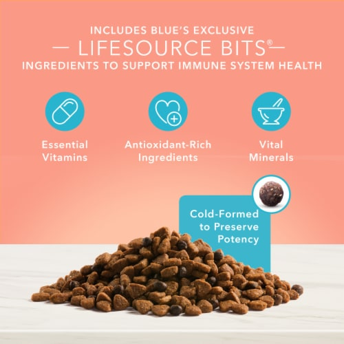 Blue Buffalo True Solutions Fit & Healthy Weight Control Formula Dog Food Perspective: left
