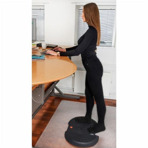 AFS-TEX System 4000X Active Anti Fatigue Comfort Mat Black Perspective: left
