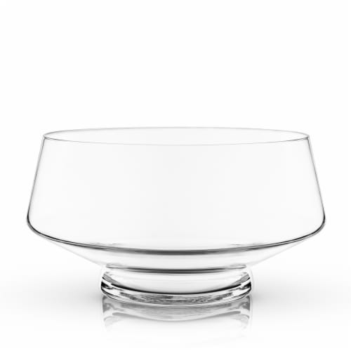Footed Punch Bowl by Viski® Perspective: left