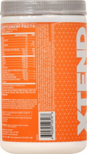 Scivation  XTEND® Ripped   Watermelon Lime Perspective: left