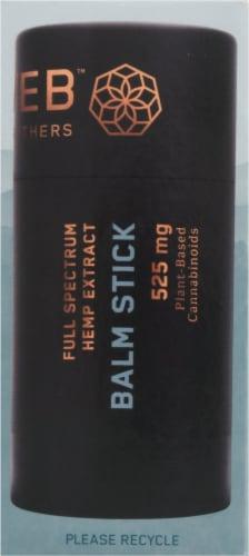 Charlotte's Web™ Full Spectrum Hemp Extract Balm Stick Perspective: left