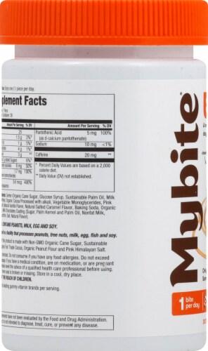 MyBite Vitamins Energy Dietary Supplement Perspective: left