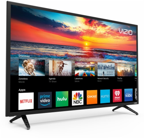 Vizio D-Series™ 32-Inch Class Smart TV Perspective: left