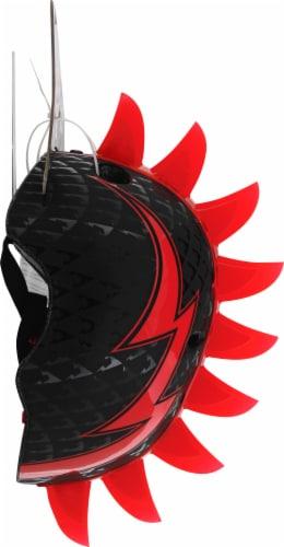 C-Preme Raskullz LED Bolt Bike Helmet Perspective: left