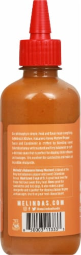 Melinda's Habanero Honey Mustard Perspective: left
