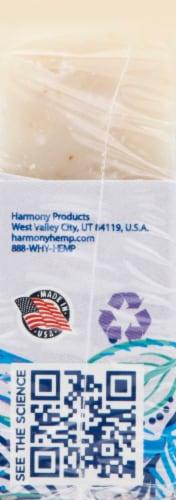 Harmony Hemp HempBath Lavendar Oats Scrub Bar 35 mg AVAILABILITY LIMITED TO PHARMACY HOURS Perspective: left