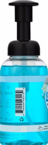 Gelo Sea Mist Mineral & Freesia Foaming Hand Soap Perspective: left