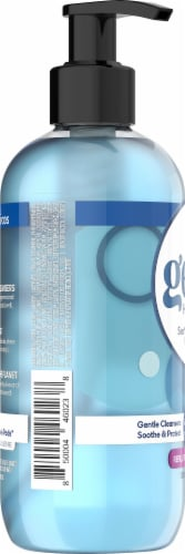 Gelo Sea Mist Mineral & Freesia Liquid Gel Hand Soap Perspective: left
