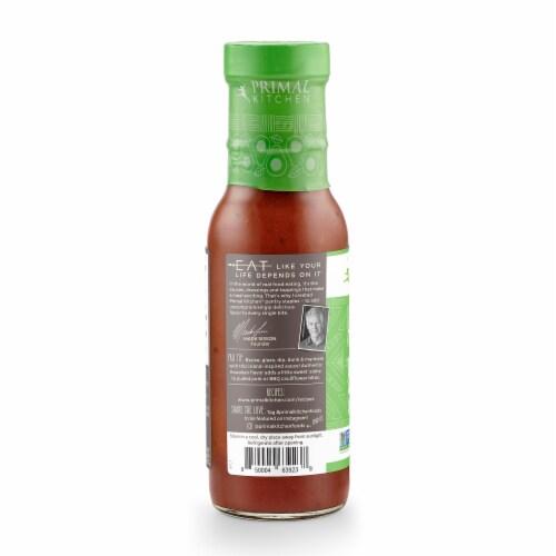 Primal Kitchen Organic Hawaiian Style BBQ Sauce Perspective: left