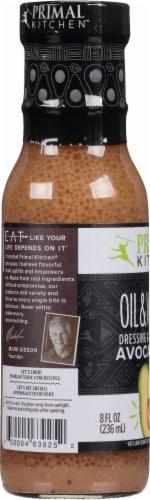 Primal Kitchen Oil & Vinegar Vinaigrette & Marinade Perspective: left