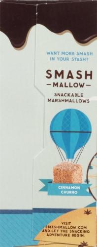SMASHMALLOW SmashCrispy DIPPED Cinnamon Churro Rice Treat Perspective: left