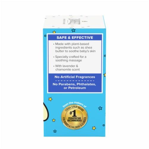 Zarbee's Baby Calming Massaging Balm Perspective: left