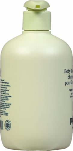 Pipette Fragrance Free Baby Shampoo + Wash Perspective: left
