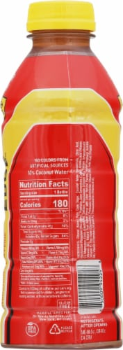 BODYARMOR Edge Power Punch Sports Drink Perspective: left