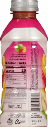 BODYARMOR Lyte Strawberry Lemonade Sports Drink Perspective: left