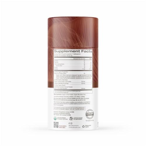Om® Mushroom Organic Coffee Blend Powder Perspective: left