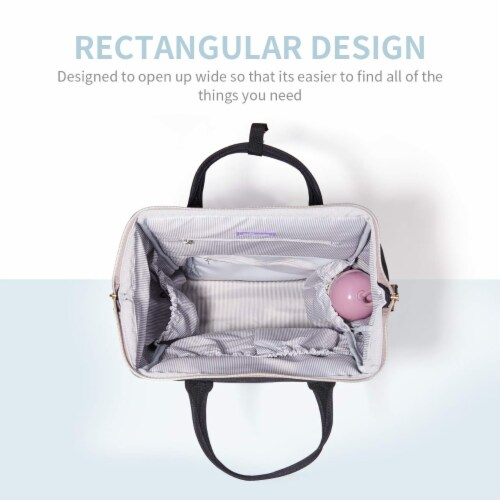 Classic Diaper Backpack Perspective: left