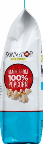 SkinnyPop Popcorn Sea Salt Mini Cakes Perspective: left